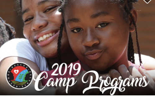 SEND A KID TO CAMP 2019